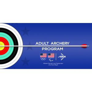 Adult Archery Program Banner