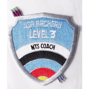 Level 3-NTS Coach Patch