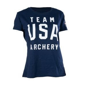 Women's Team USA BLUE T-Shirt