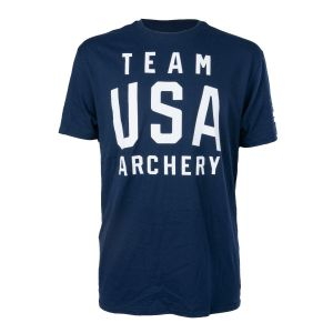 Men's Team USA BLUE T-Shirt