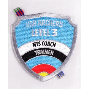 Level 3-NTS Coach Trainer Patch