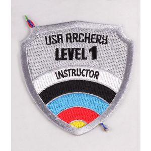 Level 1 Instructor Patch