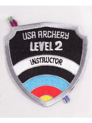 Level 2 Instructor Patch