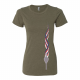 USA Archery Arrow Air 3C T Shirt - Women's