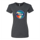 USA Archery ColorSpec T Shirt - Women's