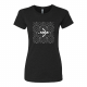 USA Archery Pattern T Shirt - Women's