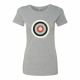 USA Archery Retro Target T Shirt- Women's