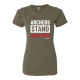 USA Archery Archer's Stand Together 3C T Shirt - Women's