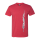 USA Archery Arrow Air BW T Shirt - Men's