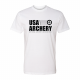 USA Archery NAA Bl T Shirt - Men's
