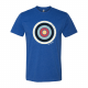 USA Archery Retro Target T Shirt- Men's