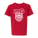 Youth 2021 JOAD Indoor Nationals Tee - White Logo