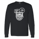 Mens 52nd USA Archery Indoor Nationals Long Sleeve - Black