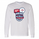 Mens 52nd USA Archery Indoor Nationals Long Sleeve - White