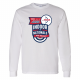 Mens 2021 JOAD Indoor Nationals Long Sleeve - White