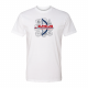 USA Archery Passport T Shirt - Men's