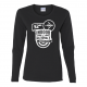 Womens 52nd USA Archery Indoor Nationals Long Sleeve - Black