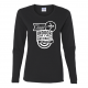 Womens 2021 JOAD Indoor Nationals Long Sleeve - Black