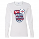Womens 52nd USA Archery Indoor Nationals Long Sleeve - White