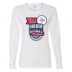 Womens 2021 JOAD Indoor Nationals Long Sleeve - White