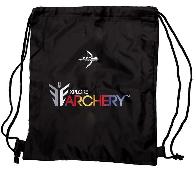 5044f8a8f1c6 Explore Archery String Backpack